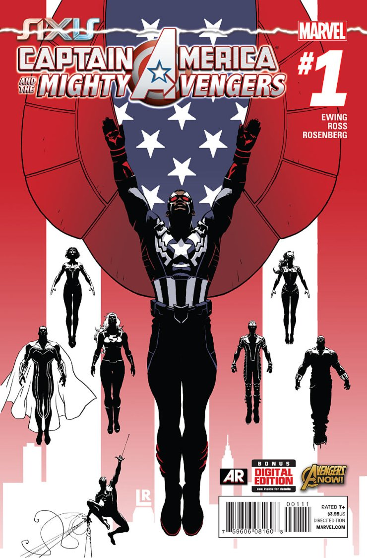 Is It Good? Captain America and the Mighty Avengers #1 Review