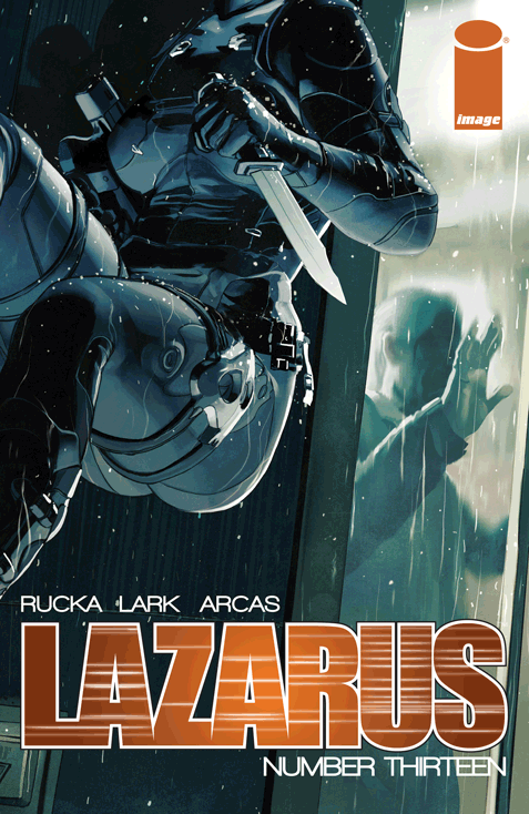 Is It Good? Lazarus #13 Review
