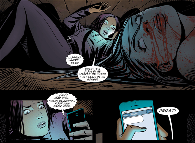 Is It Good? Coffin Hill #13 Review
