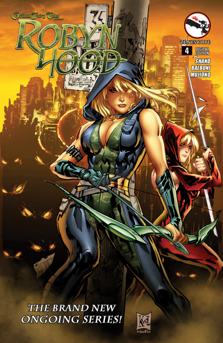In a lot of ways, this series could probably take the whole bow and arrow thing away from the protagonist and it'd be just as good. You see, it's the writing, the plotting and the characters that make this series work. The fact that she shoots arrows really has nothing to do with it. Well, with a new issue comes a new jumping on point for new readers, but is it good?
