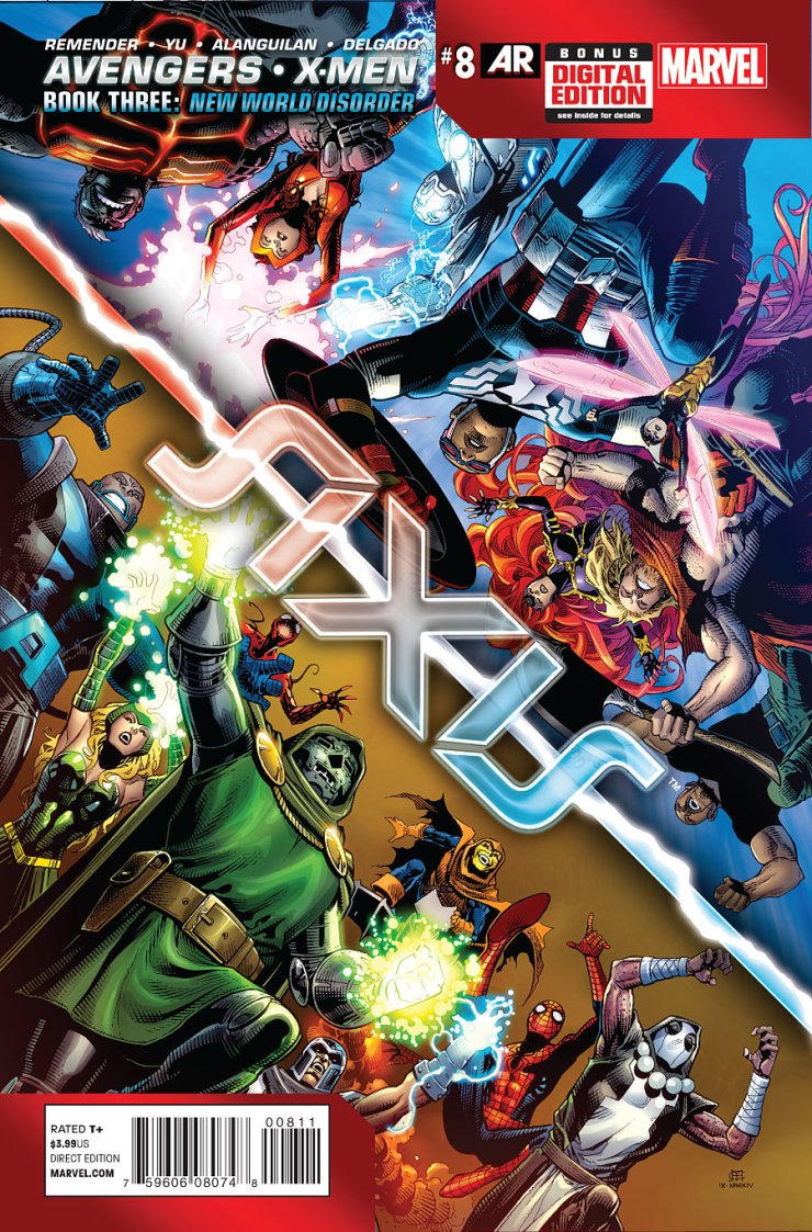 Is It Good? Avengers & X-Men: Axis #8 Review