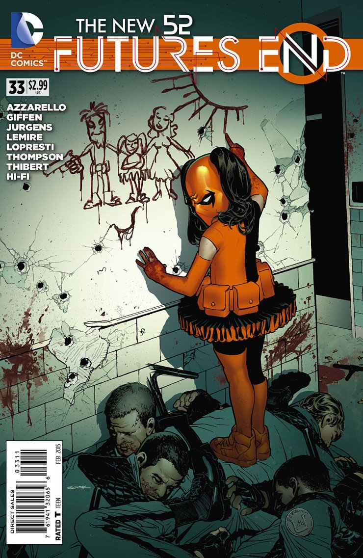 Is It Good? Futures End #33 Review