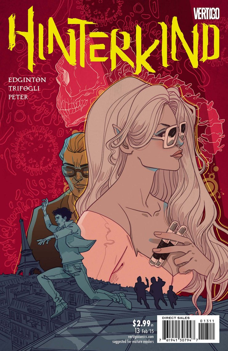 Is It Good? Hinterkind #13 Review