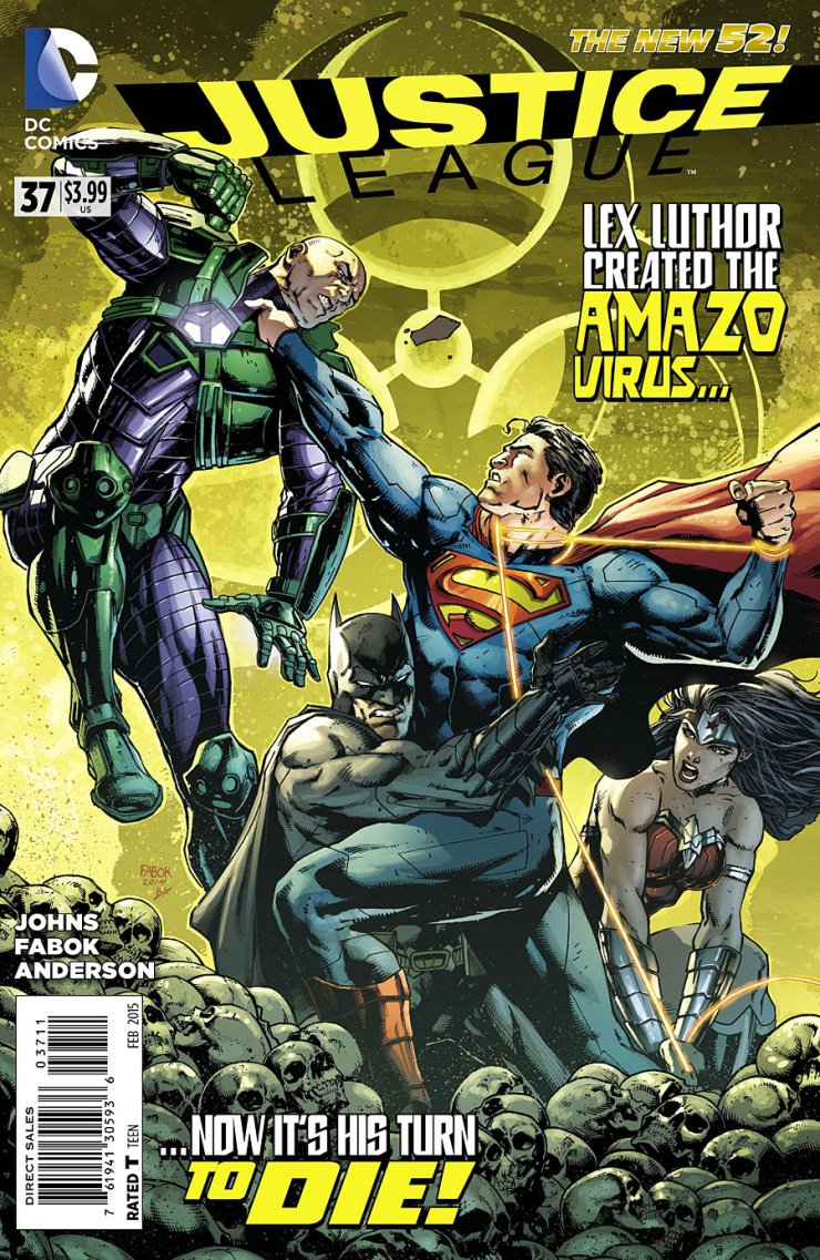 Is It Good? Justice League #37 Review