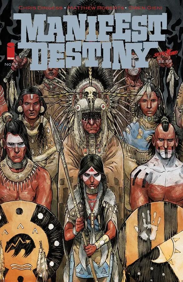 Is It Good? Manifest Destiny #12 Review