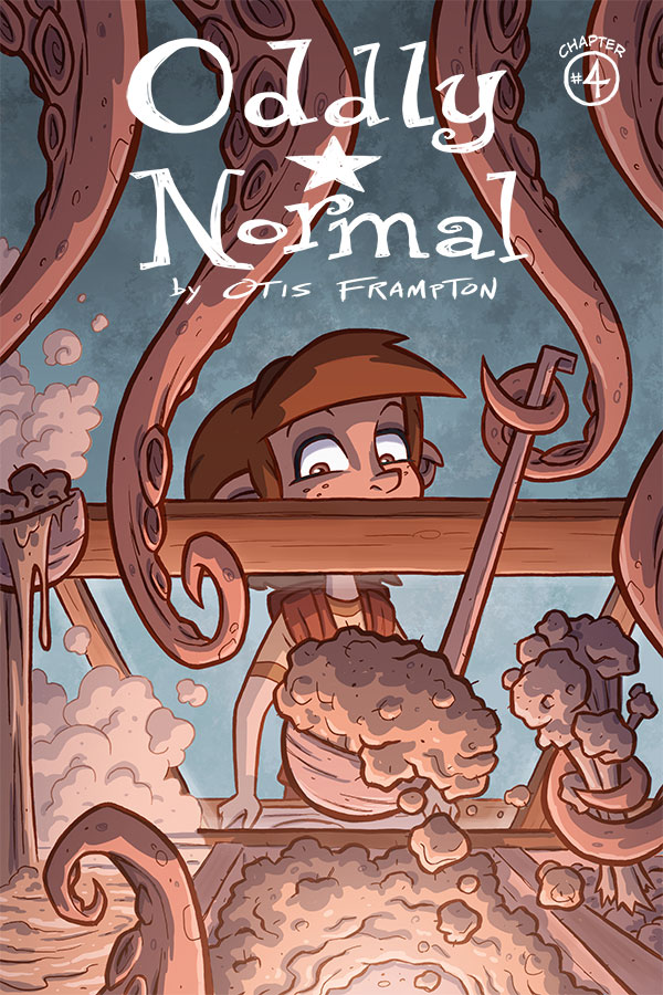 Is It Good? Oddly Normal #4 Review