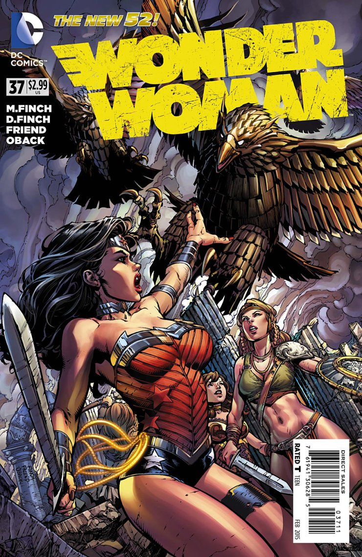 Is It Good? Wonder Woman #37 Review