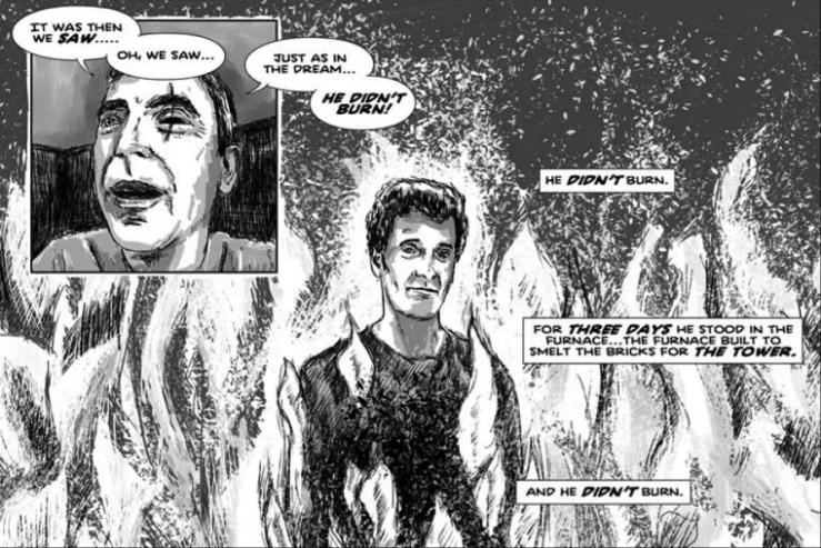When Comics Get 'Biblical:' A Review