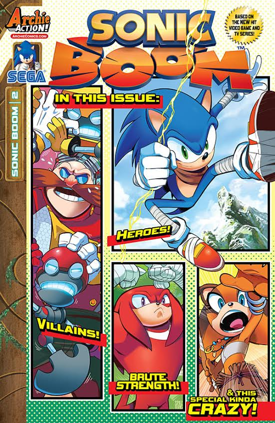 Is It Good? Sonic Boom #2 Review