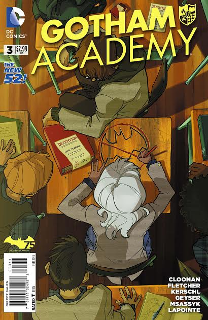Is It Good? Gotham Academy #3 Review