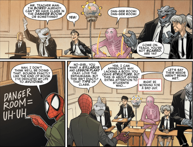 Is It Good? Spider-Man & The X-Men #1 Review