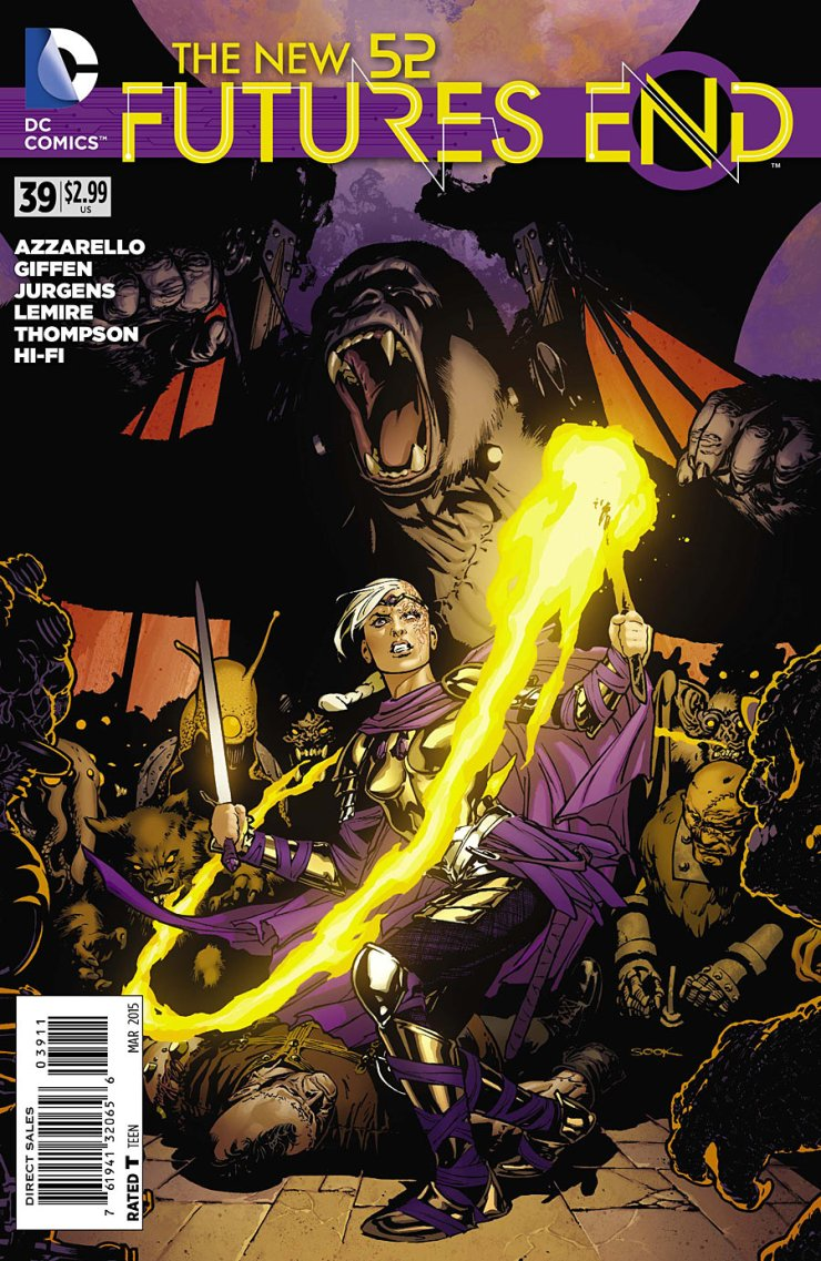 Is It Good? Futures End #39 Review