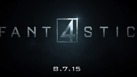 'Fantastic Four' Official Teaser Released