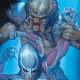 The fourth and final issue of Alien vs. Predator: Fire and Stone is here.  Will a clear cut winner emerge in this interspecies slugfest?