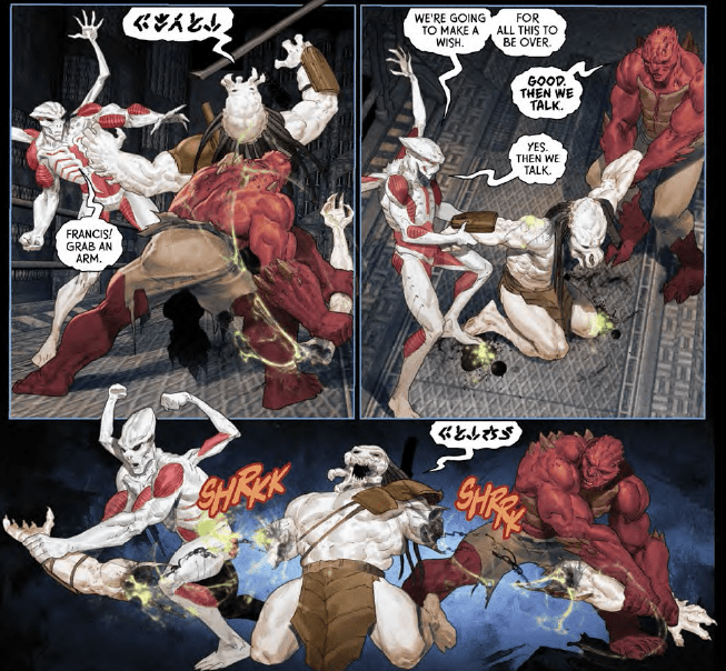 Panels in Poor Taste: 01/16/15 – Spine Tingling Teapots and Partial Pantaloons