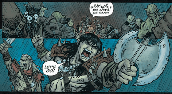 Is it Good? Rat Queens Special: Braga #1 Review