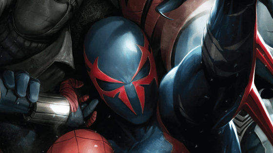 Spider-Verse continues this week with one lone book of the 2099 flavor. Is it good?