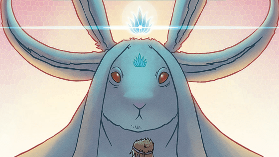 Enormous rabbits and an eyeless ninja keep The Life After #6 as strange as the previous five installments. Is it good?