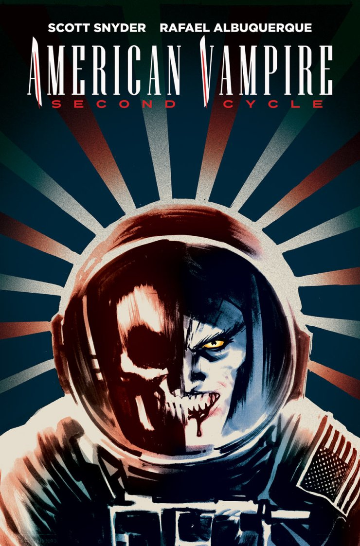Is It Good? American Vampire: Second Cycle #6 Review