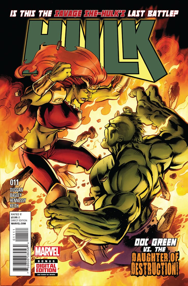 Is It Good? Hulk #11 Review
