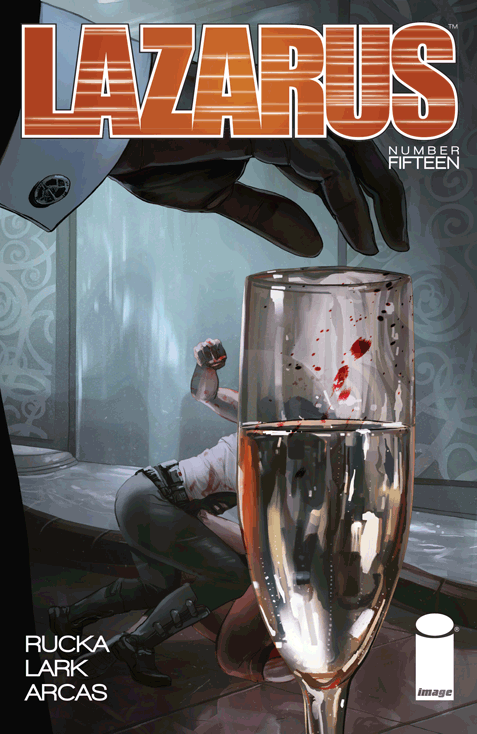 Is It Good? Lazarus #15 Review