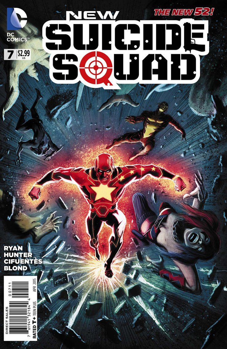 Is It Good? New Suicide Squad #7 Review