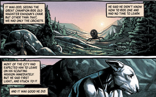 Is It Good? The Autumnlands: Tooth and Claw #4 Review