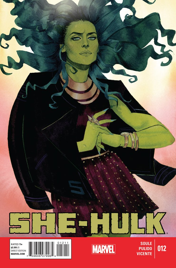 Is It Good? She-Hulk #12 Review