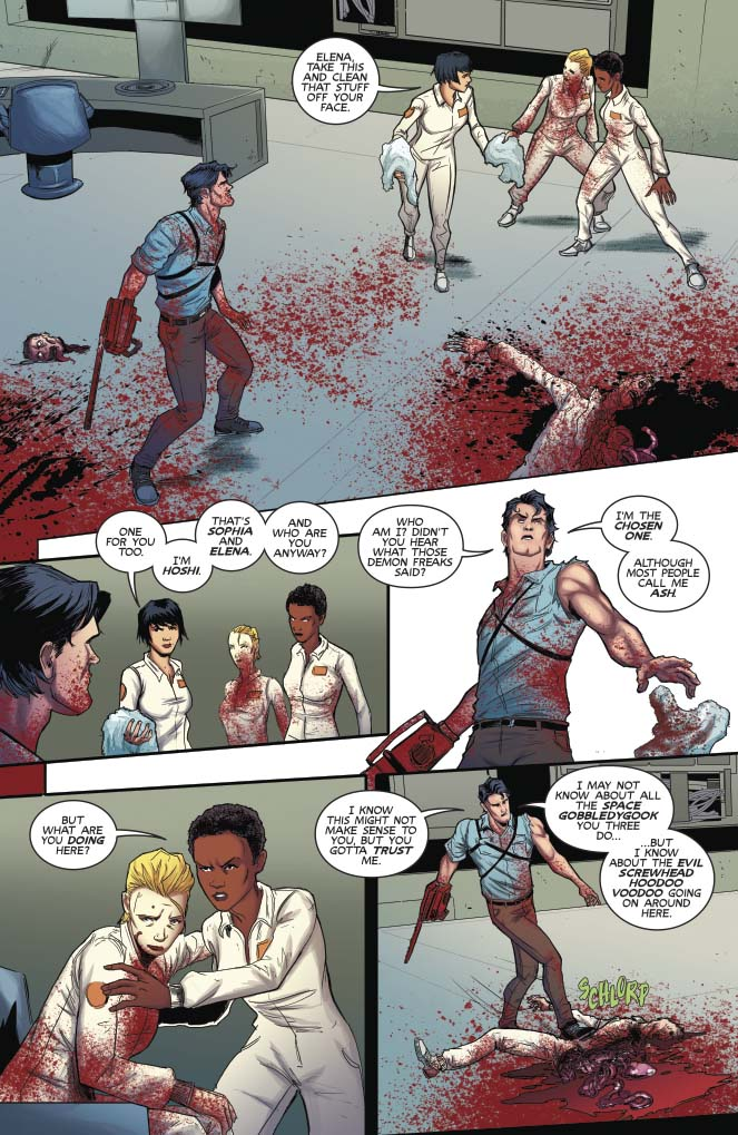 Is It Good? Army of Darkness #3 Review