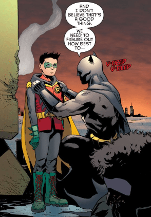 Is It Good? Batman and Robin #39 Review