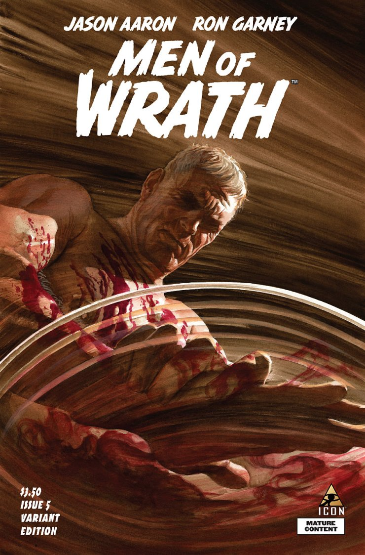 Is It Good? Men of Wrath #5 Review