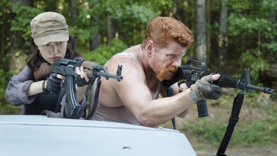 """The Walking Dead: Season 5, Episode 11 """"The Distance"""" Review"""