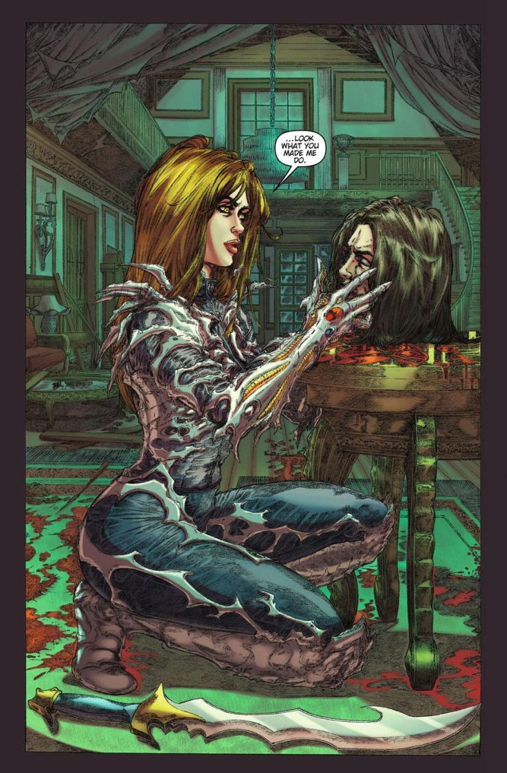 Is It Good? Witchblade #180 Review