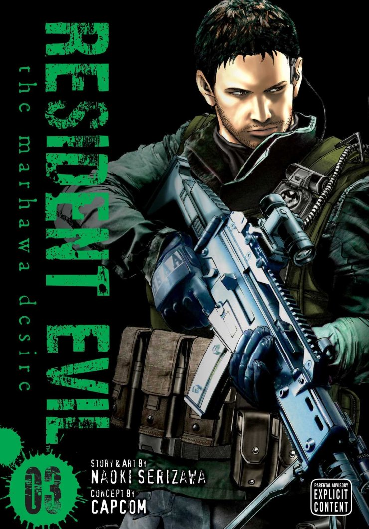 Resident Evil: The Marhawa Desire Vol. 3 Review