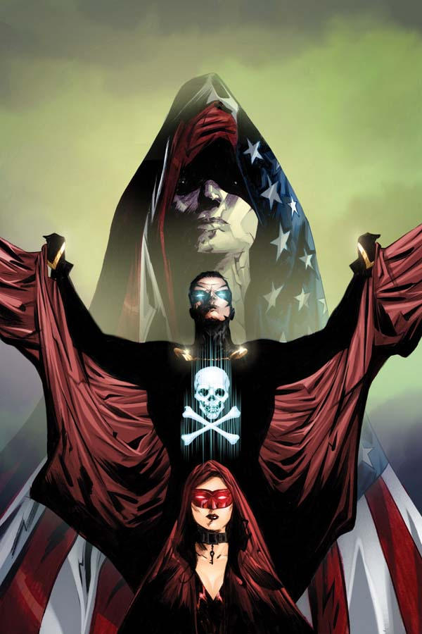 Is It Good? Project Superpowers: Blackcross #1 Review