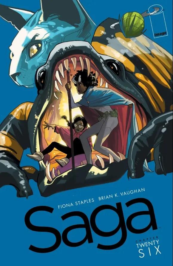 Is It Good? Saga #26 Review
