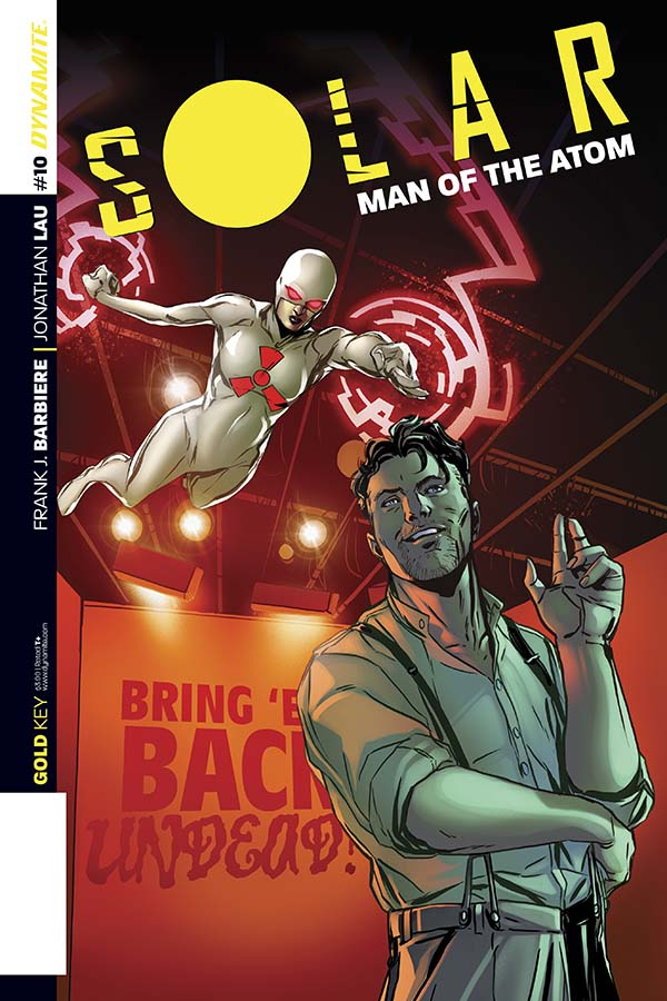 Is It Good? Solar: Man of the Atom #10 Review