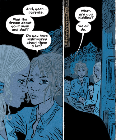 Is It Good? They're Not Like Us #4 Review