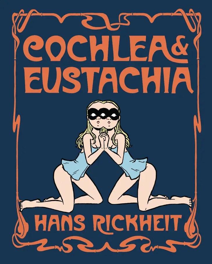 Indie Comic Corner: Cochlea & Eustachia Review