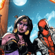 Deadpool's gon' die in the issue after this one.  What?  That's no spoiler, homies; Marvel's been advertising the fact for months now to coincide with the upcoming Secret Wars crossover and issue #45 marking the milestone 250th issue overall for the regeneratin' degenerate.