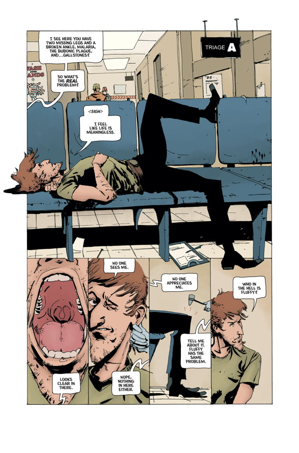 Is it Good? Neverboy #1 Review