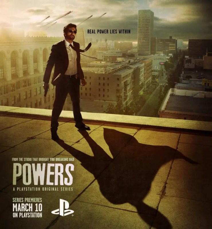 "Powers: Season 1, Episode 1 ""Pilot"" Review"