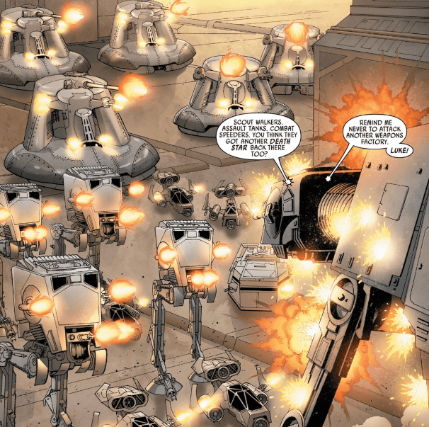 Is It Good? Star Wars #3 Review