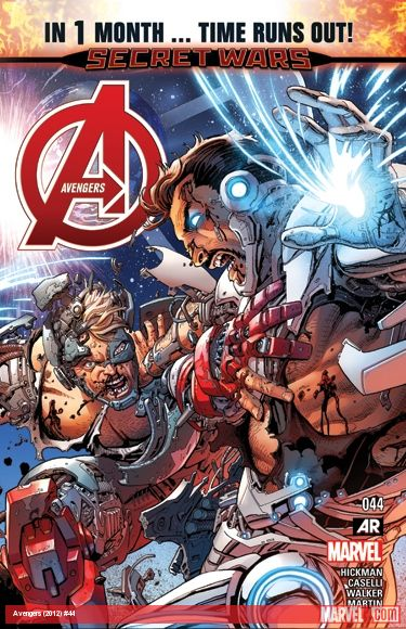 Is It Good? Avengers #44 Review