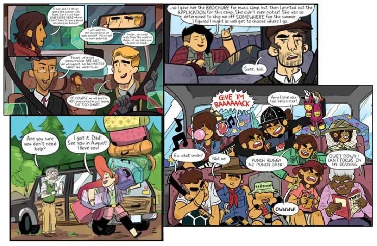 Is It Good? Lumberjanes #13 Review