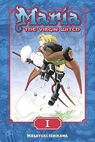 Is It Good? Maria the Virgin Witch Vol. 1 Review