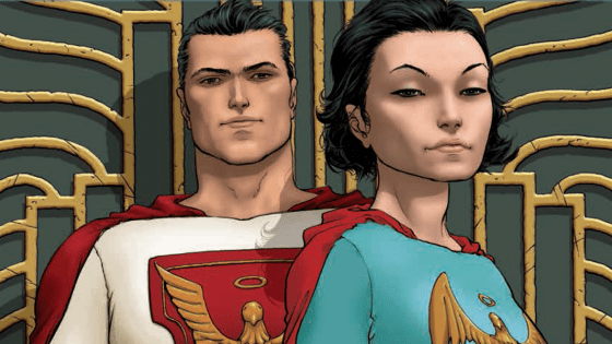 Jupiter's Circle is not your parents' comic book. Sure, it might be set in 1959, but writer Mark Millar is weaving a much more adult themed story that's about character above all else. Is it good?
