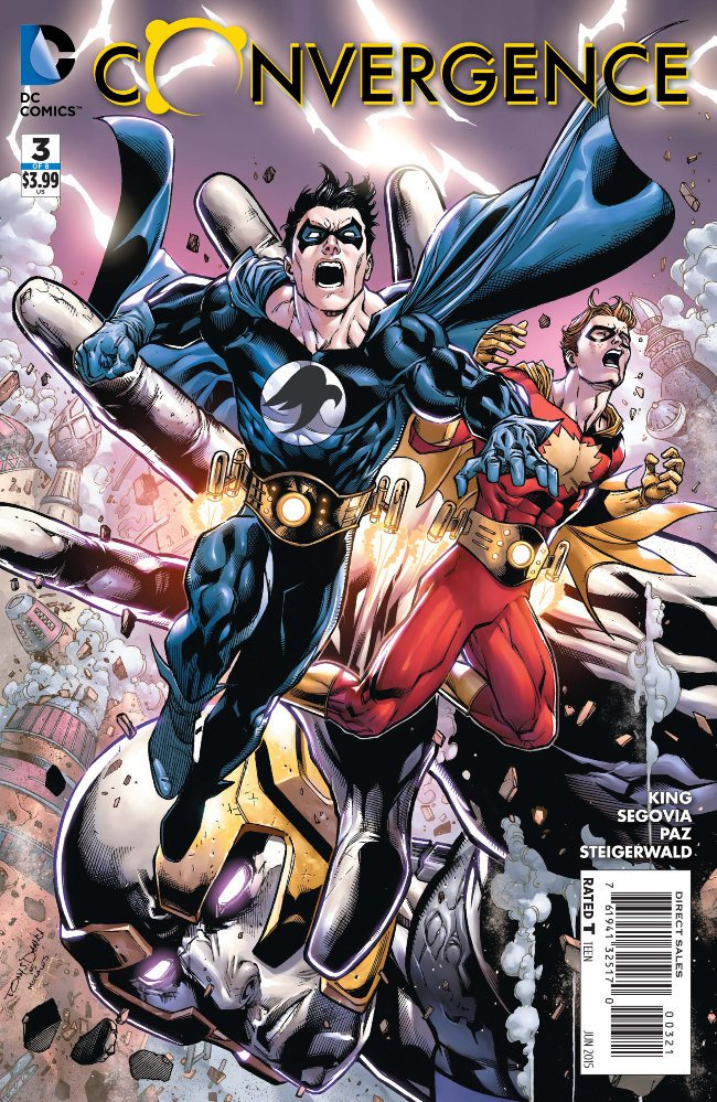 Is It Good? Convergence #3 Review