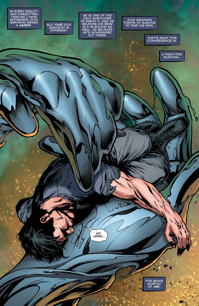 Is it Good? Convergence #4 Review