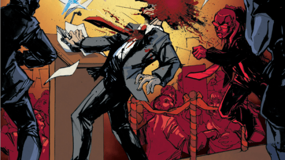 Agents Brand and Harrow begin a new story arc. Is it good?